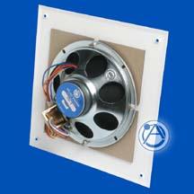 """8"""" 5oz Speaker Package 25/70.7V 4W xfmr/161-8"""