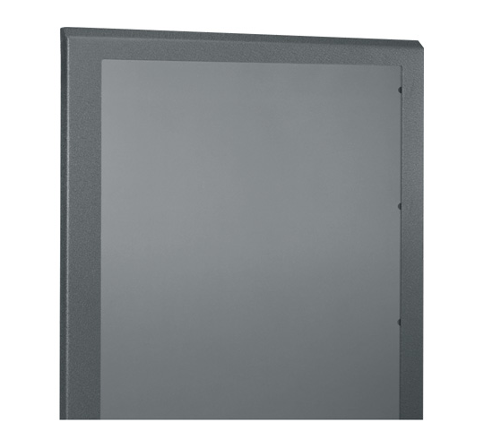 Plexi Front Door for 44RU DRK Series Racks