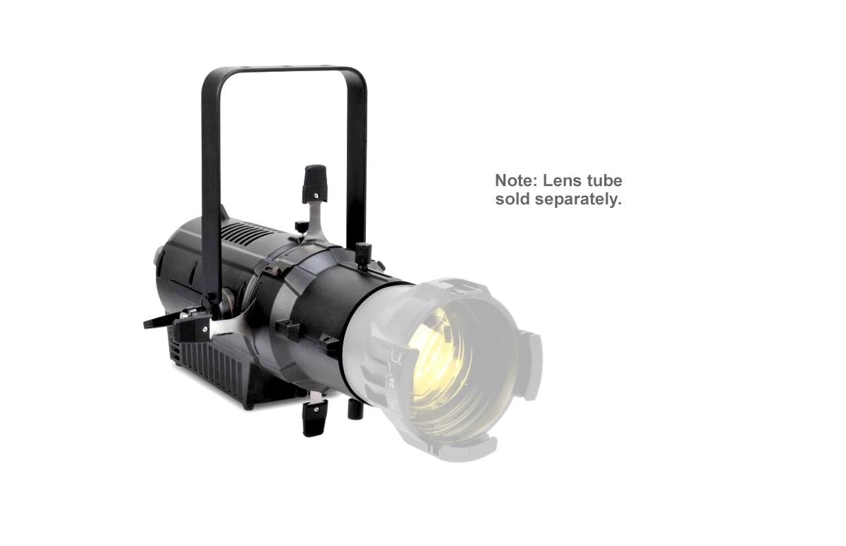 Warm White 250 W LED Ellipsoidal with No Lens