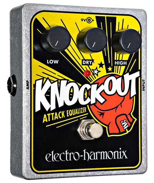 Attack Equalizer Reissue Pedal