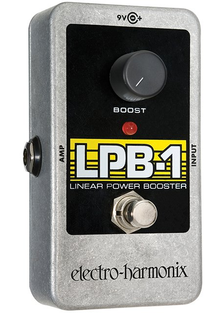 Linear Power Booster Preamp Pedal
