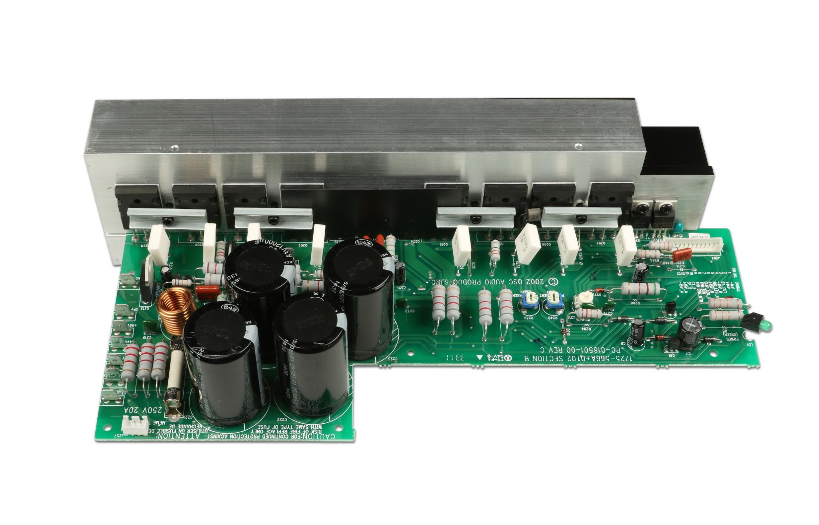 Left Amp Module for RMX2450