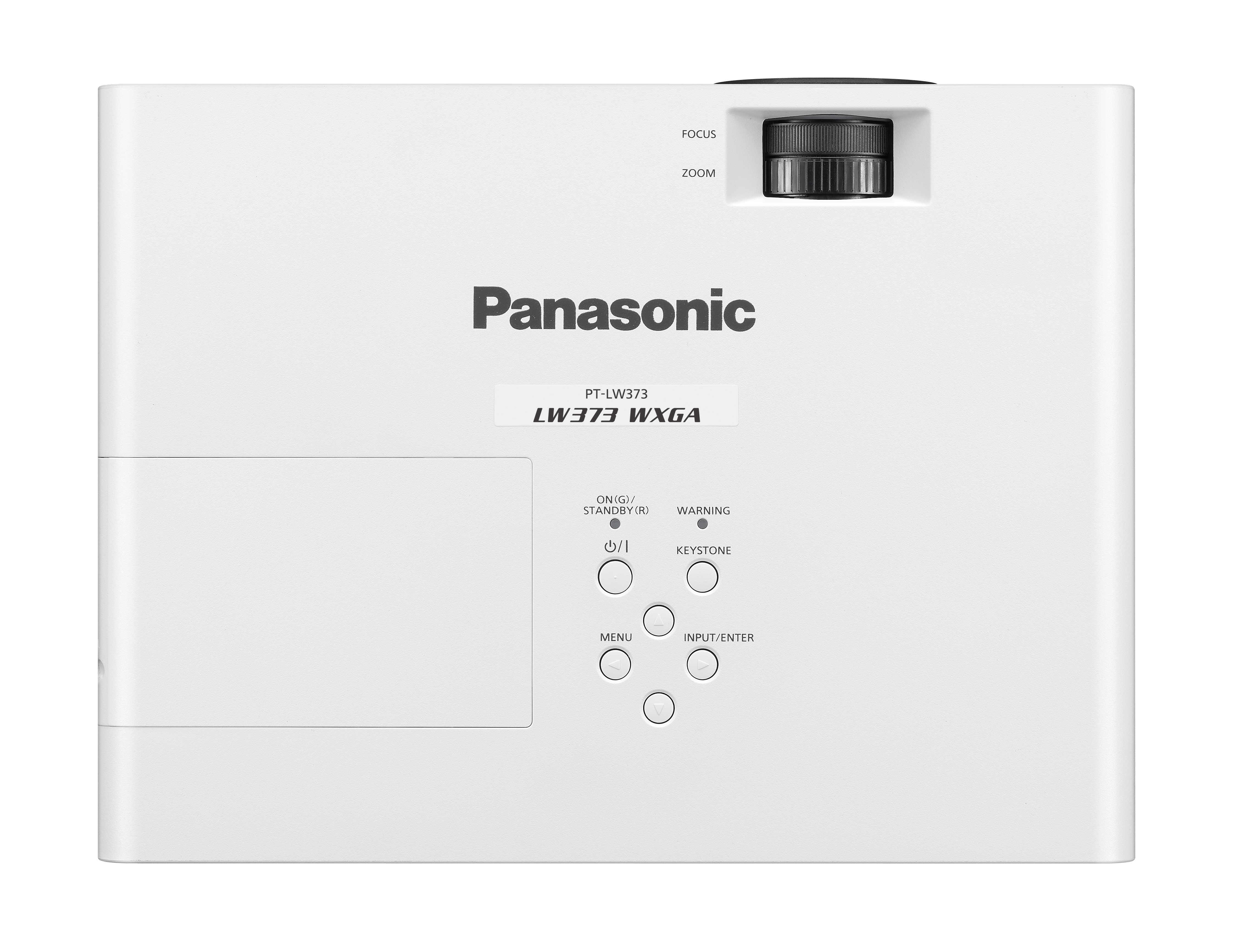 3600 Lumen WXGA LCD Projector