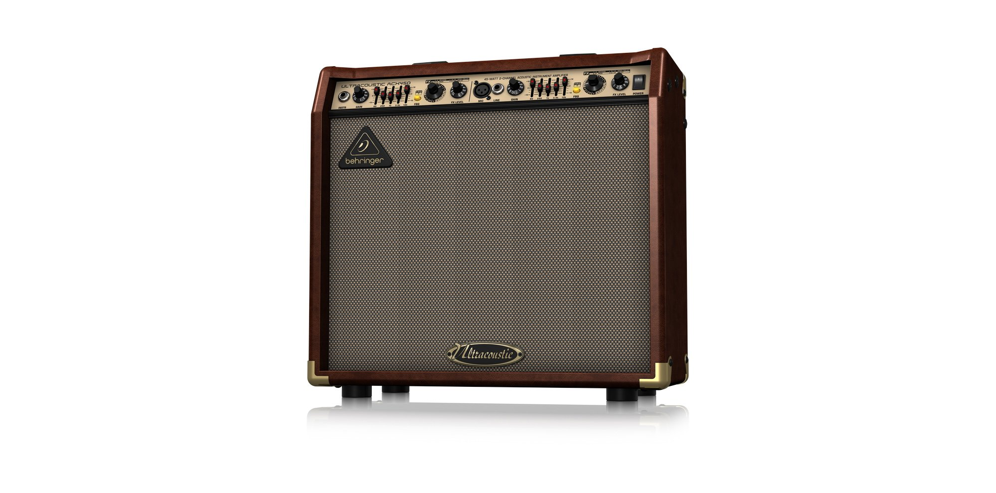 behringer acx450 ultracoustic 45 w 2 channel acoustic instrument amplifier full compass systems. Black Bedroom Furniture Sets. Home Design Ideas