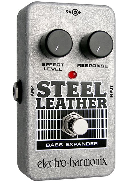 Attack Expander Bass Guitar Effects Pedal