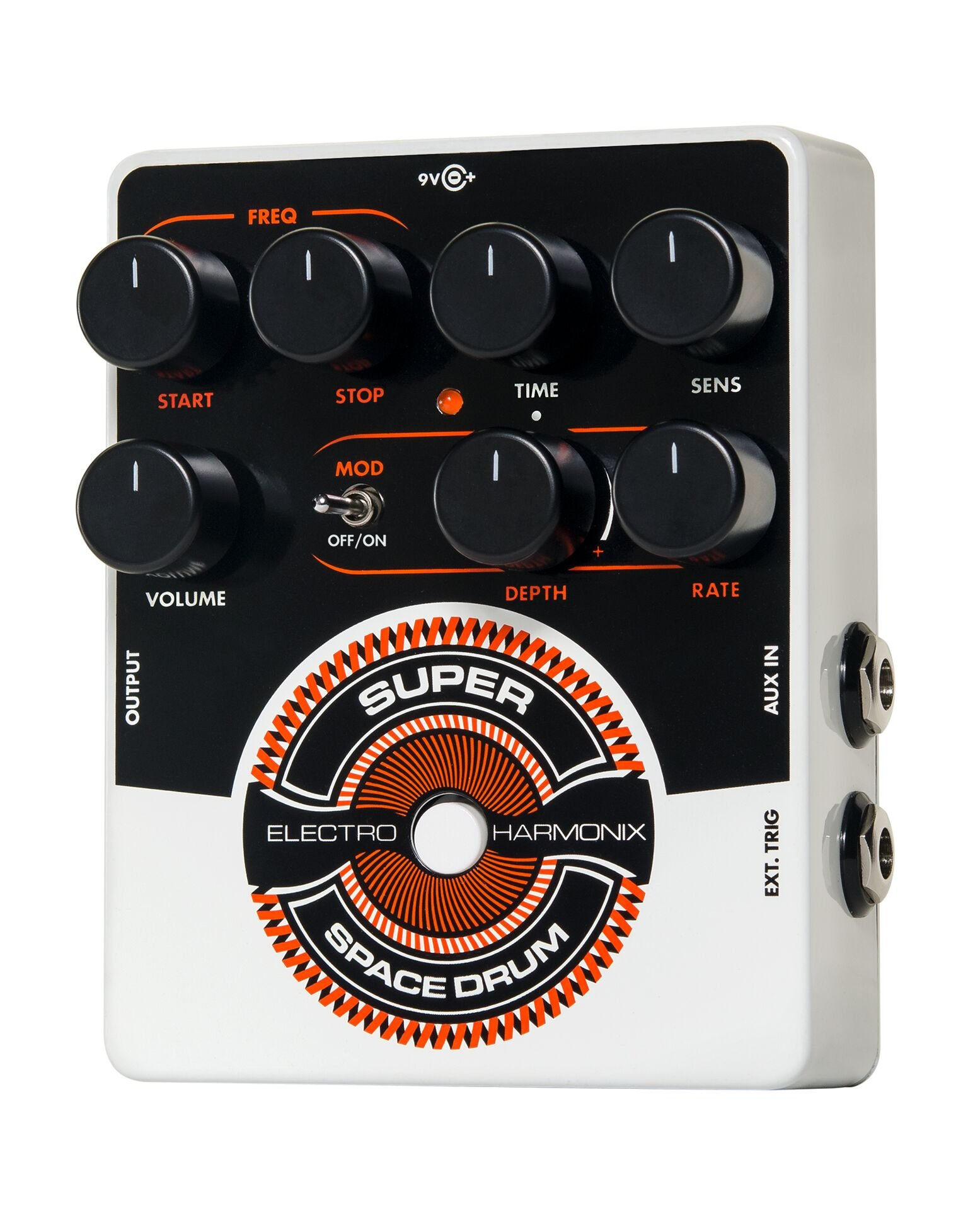 Analog Drum Synthesizer Effect Pedal