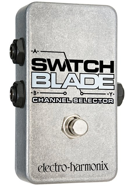 Passive Channel Selector Pedal