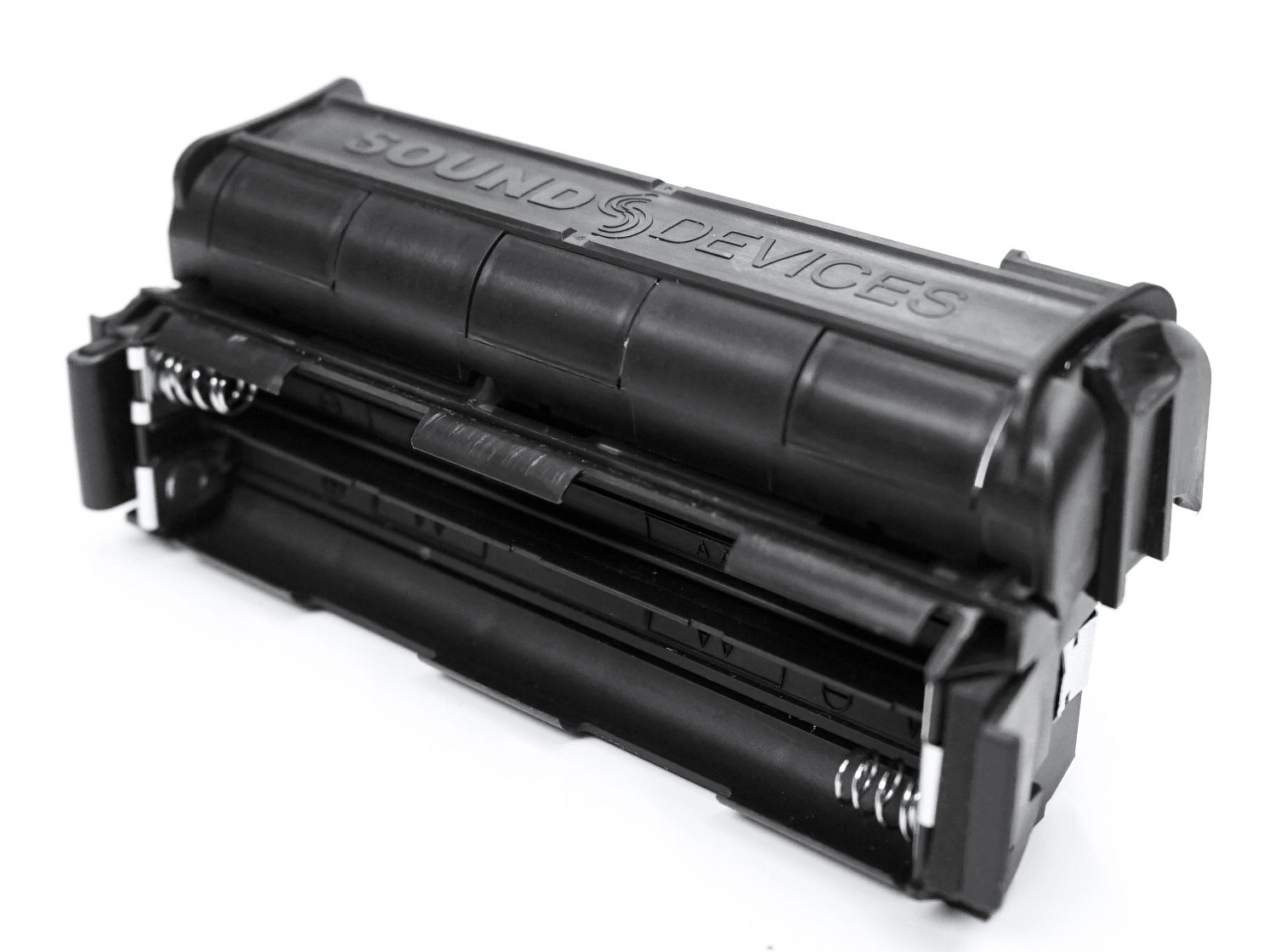 Sound Devices MX-8AA  Battery Sled, Holds Eight AA Batteries MX-8AA