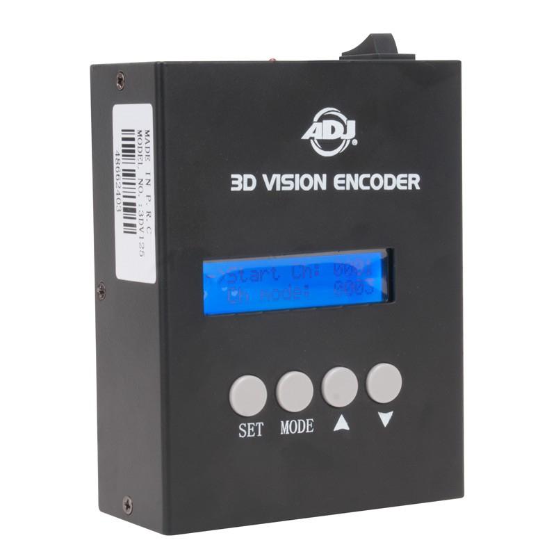 3D Vision DMX Encoder