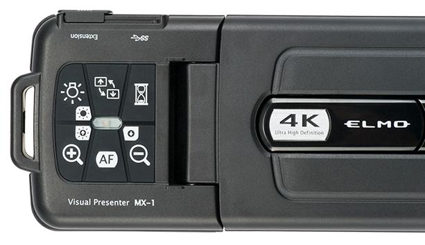 MX-1 Visual Presenter+ Connect Box Bundle