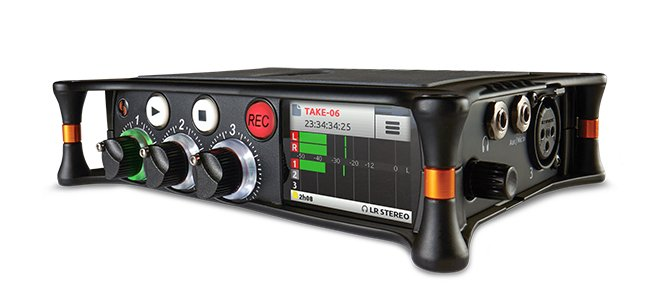 Sound Devices MixPre 3 3 Input, 5-Track Audio Recorder, Mixer and USB Audio Interface MIXPRE-3