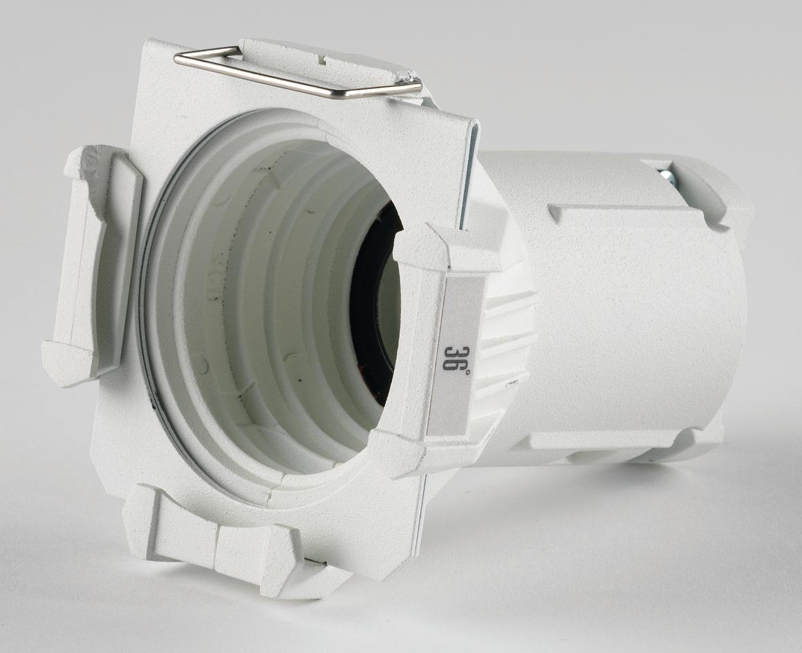 36° White S4 Mini Lens Tube