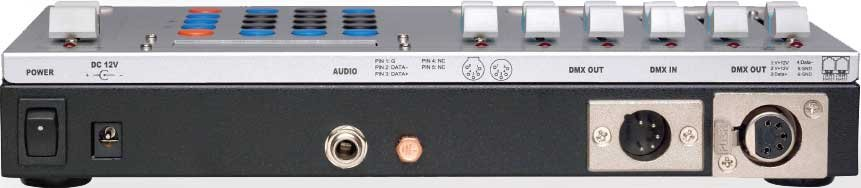 1000 Series DMX Lighting Controller