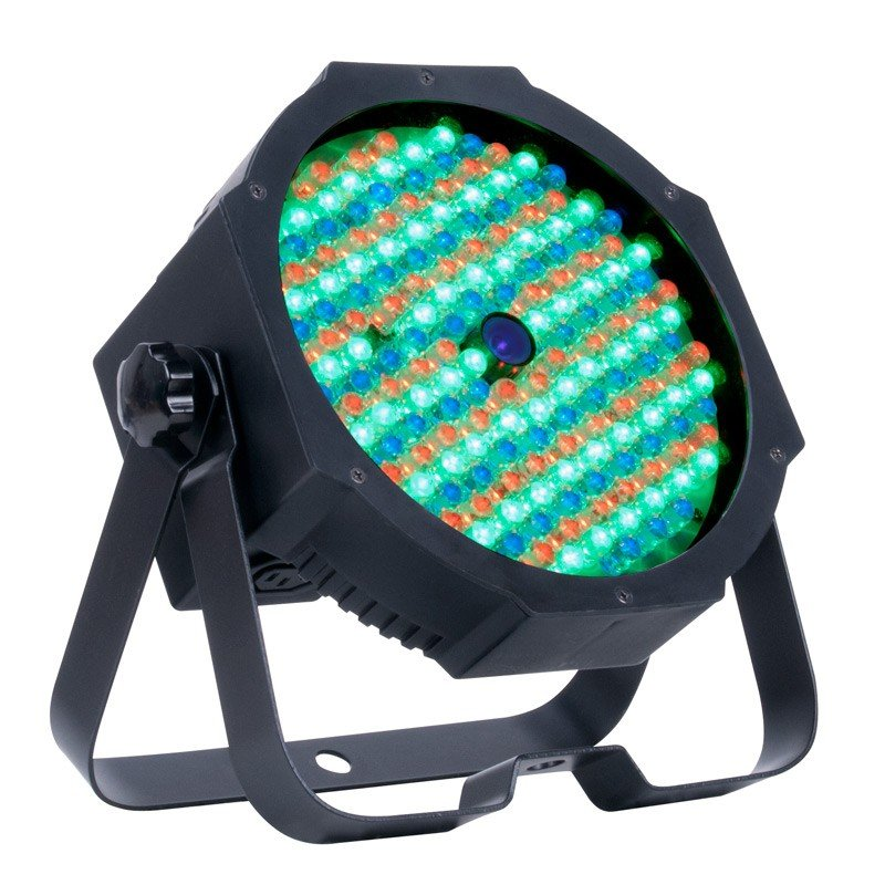 LED Par, Low Profile, Battery Power with RGB & UV LED