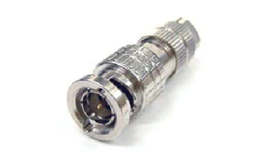 75 Ohm BNC Solder Plug