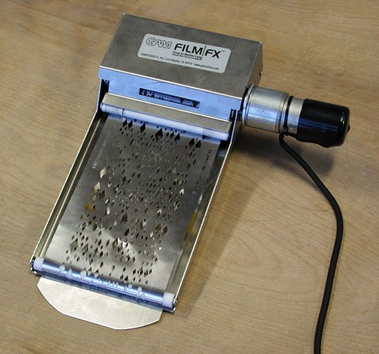 Rosco Laboratories 206258010120 Film/FX Gobo Rotator with Variable Speed Control (120VAC) 206258010120