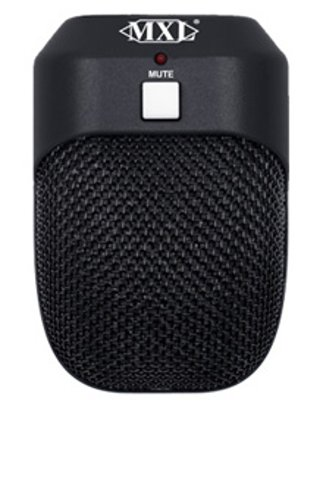 USB Boundary Microphone with Mute Switch