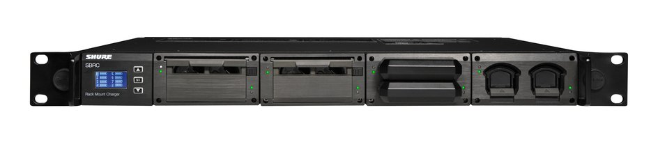 Axient Digital Rackmount 8-Bay Charging Station