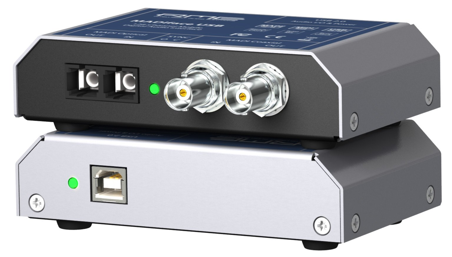 128-Channel MADI USB Interface