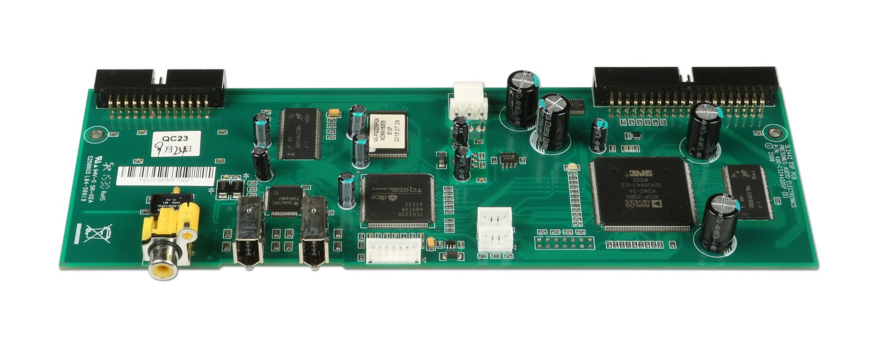 DSP Firewire PCB Assembly for StudioLive 24.4.2