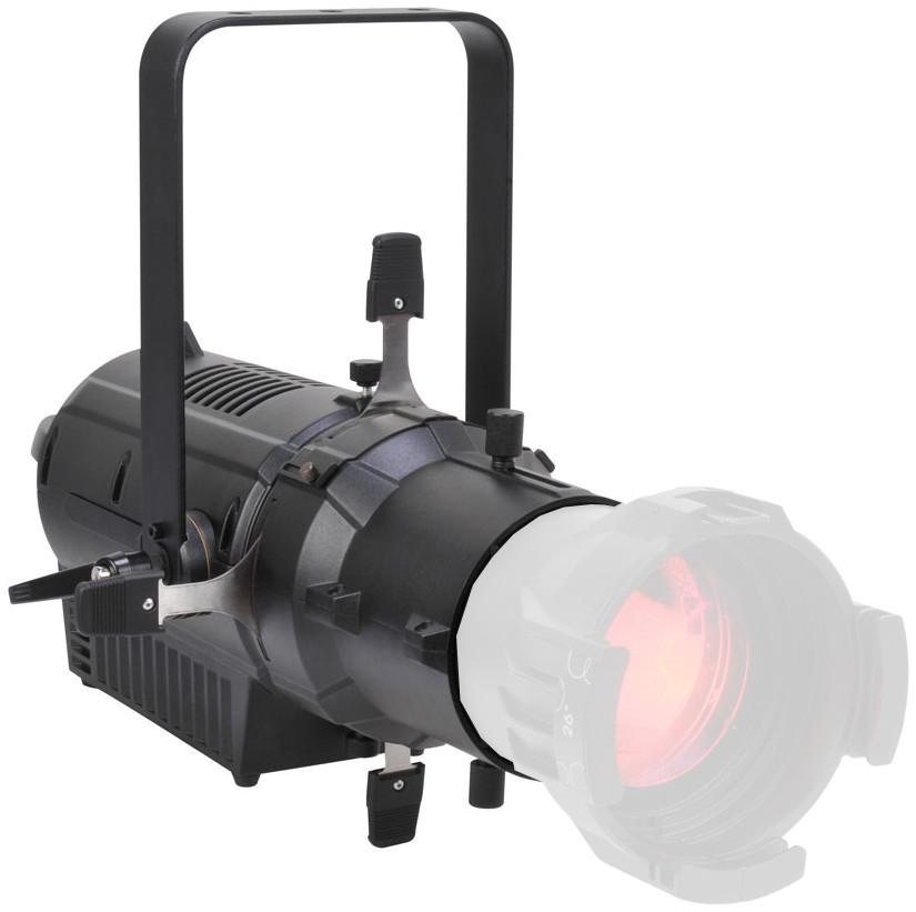 180W RGBAM LED Ellipsoidal Fixture