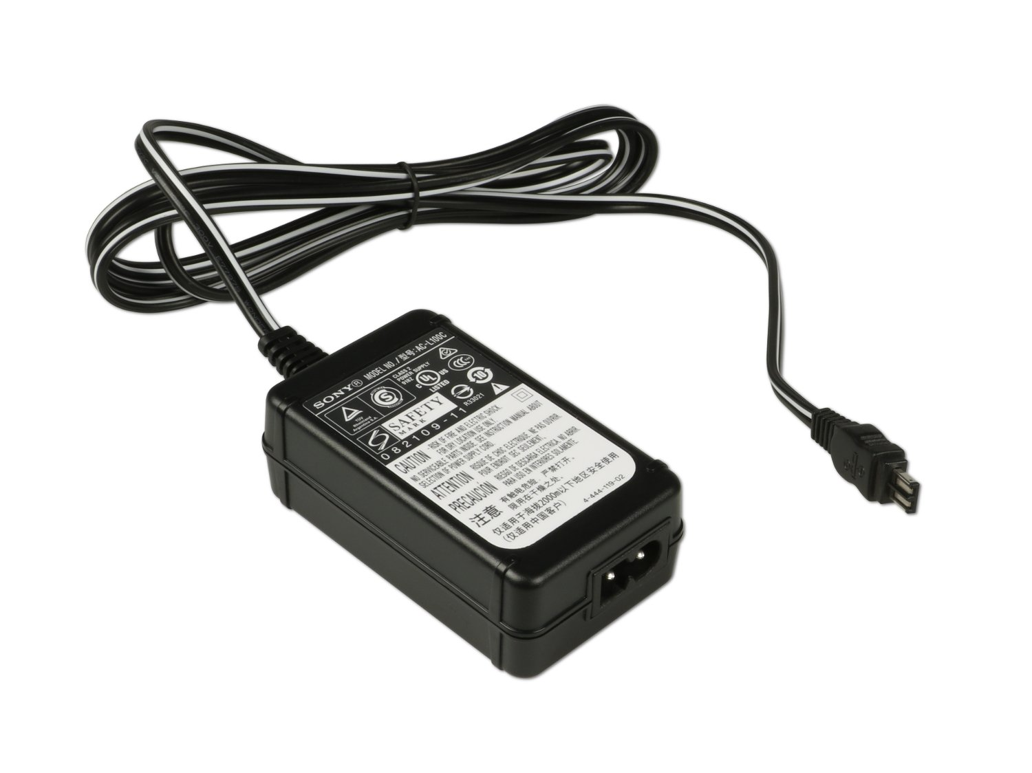 AC Adapter for DCR-DVD101 and DCR-DVD201