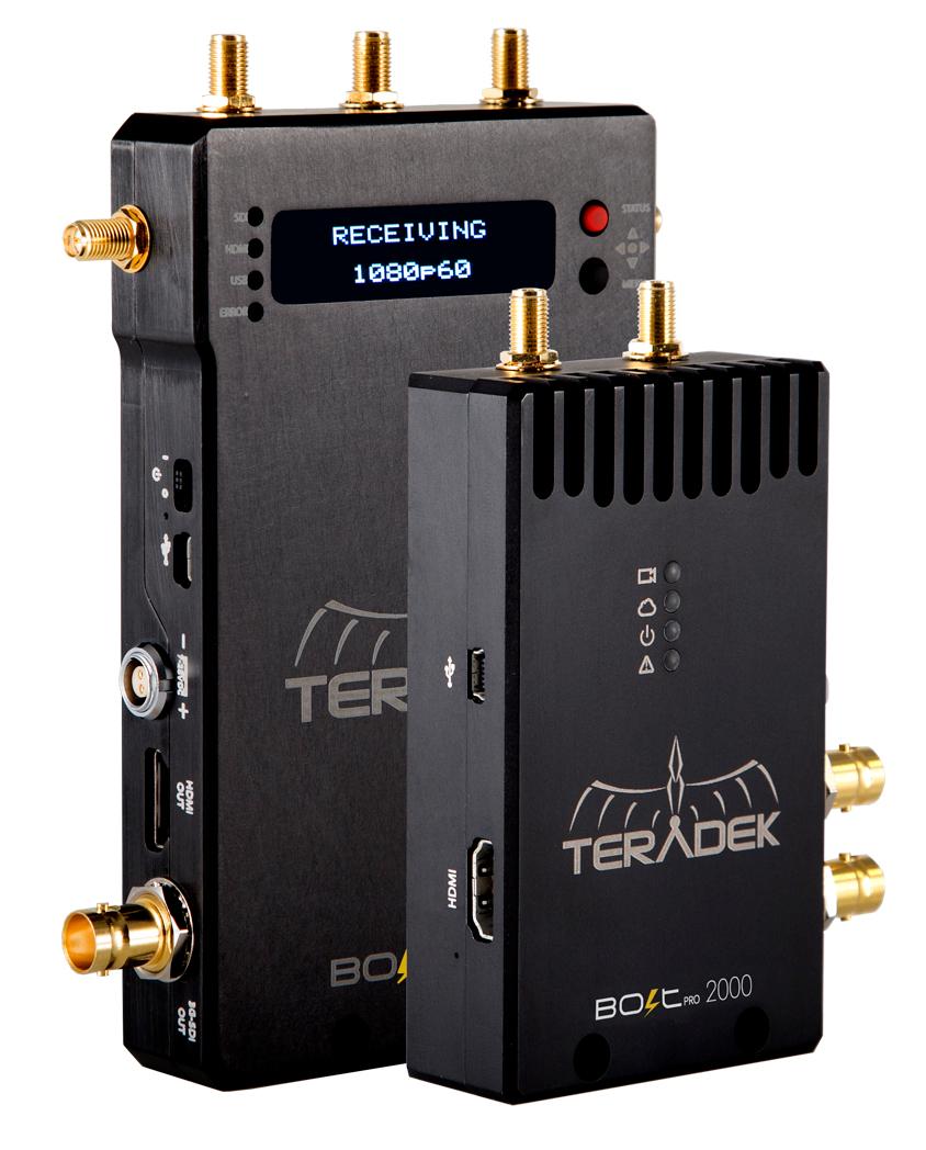 3G-SDI/HDMI Video Transceiver