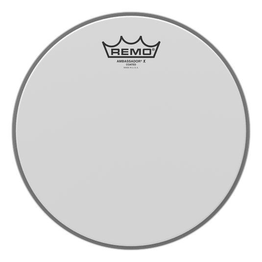 """12"""" Drumhead Ambassador X Coated"""