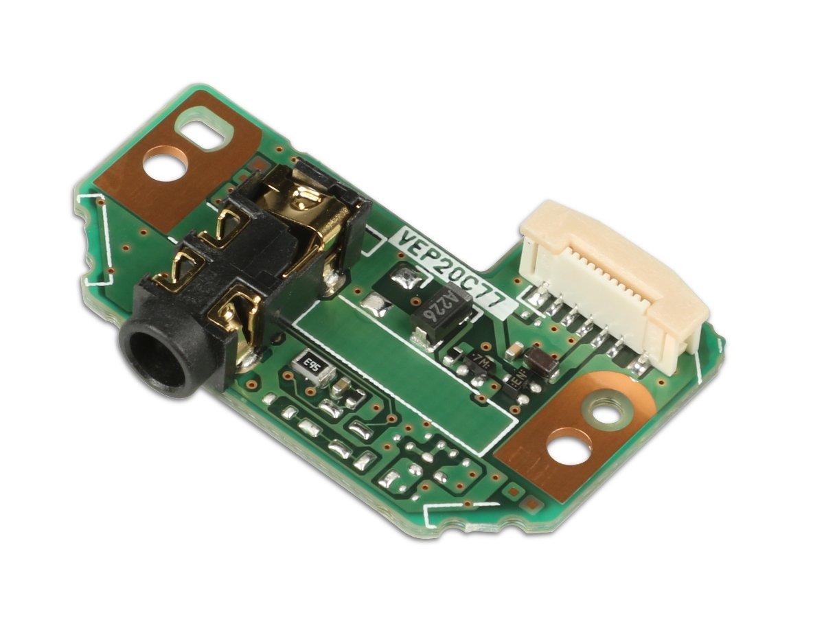 Side Jack PCB Assembly for AGHMC40