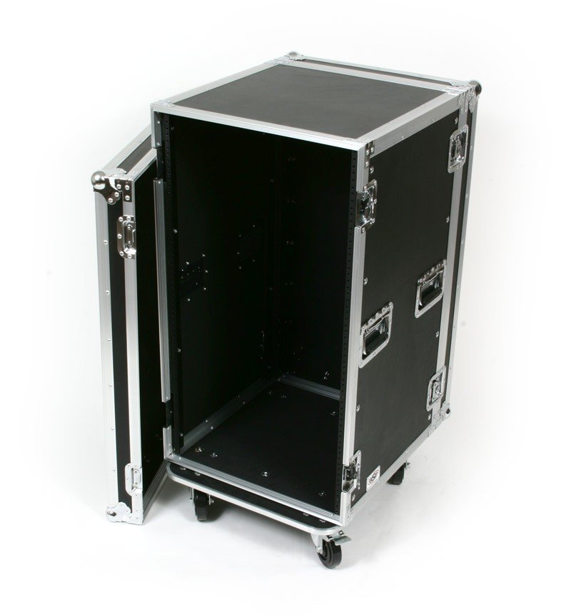 OSP 20RU ATA Amp Rack with Casters