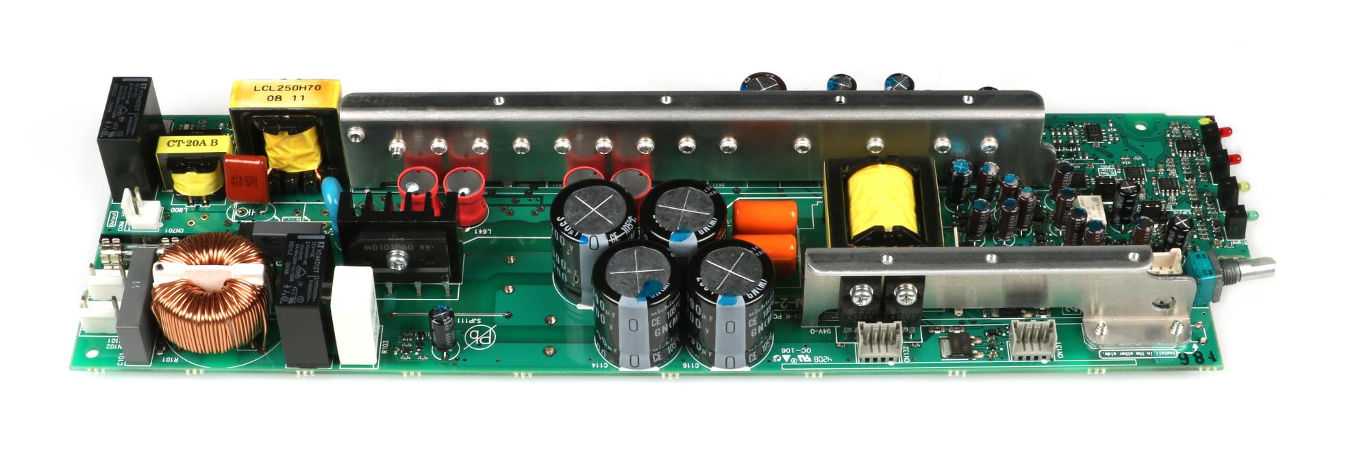 2 & 4 PCB Assembly for DA-250FH