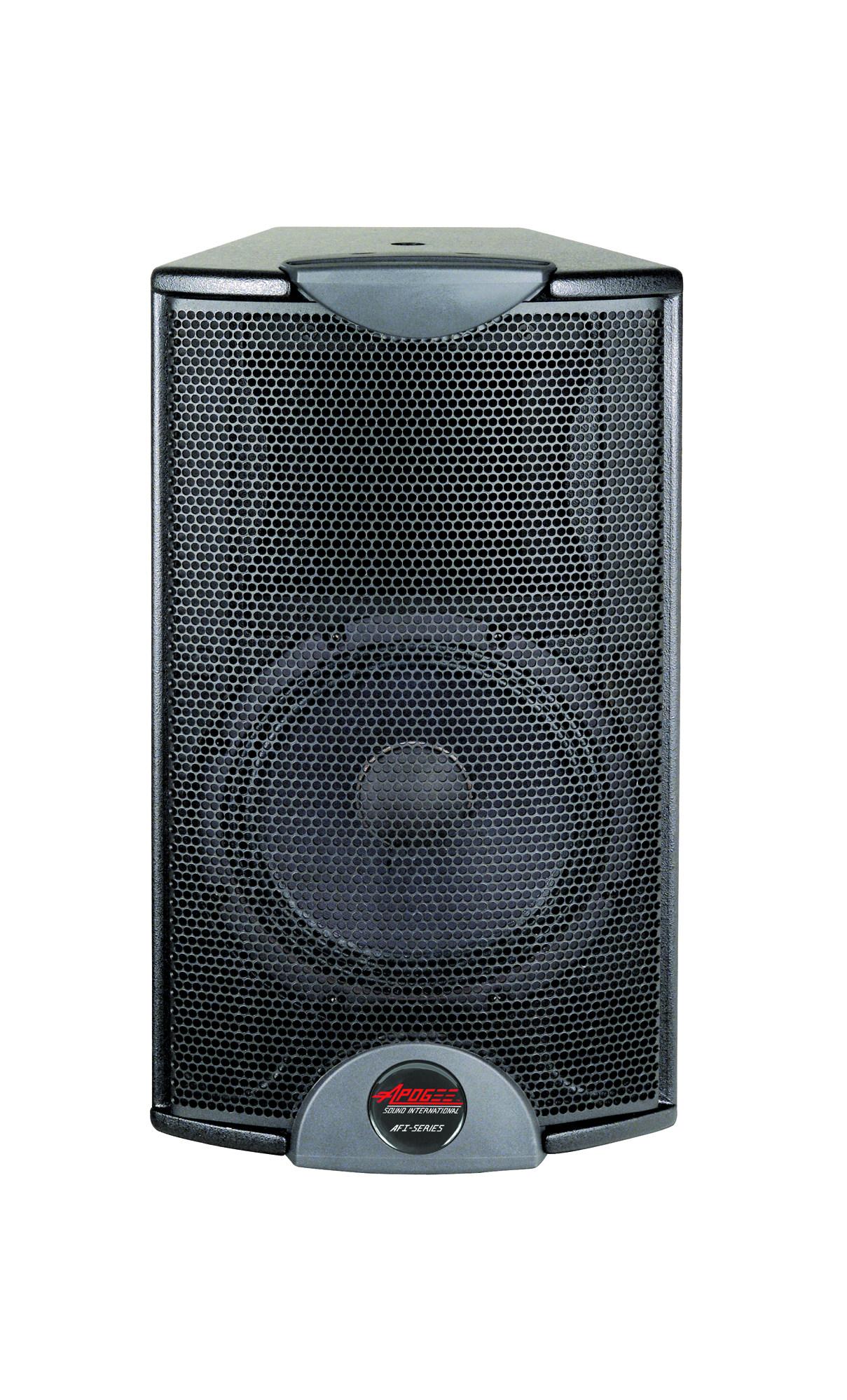 Contractor Series Loudspeaker System, Black Finish