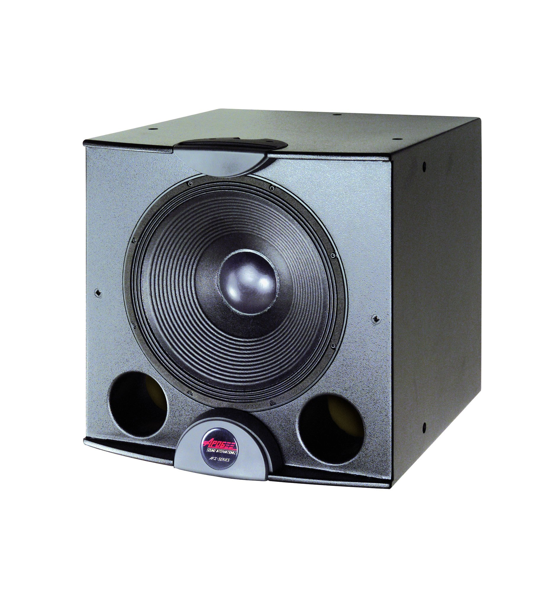 Subwoofer System, Black Finish