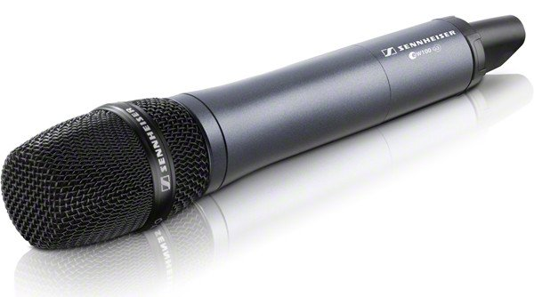 Handheld Microphone Transmitter with e845