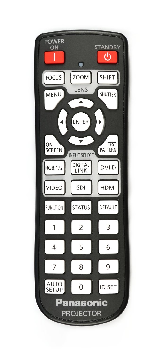 Remote Control for PT-DW830ULK