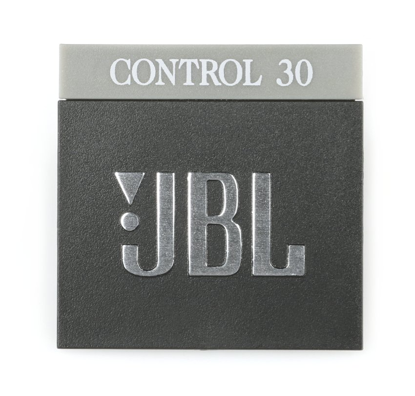 Logo Plate for Control 30