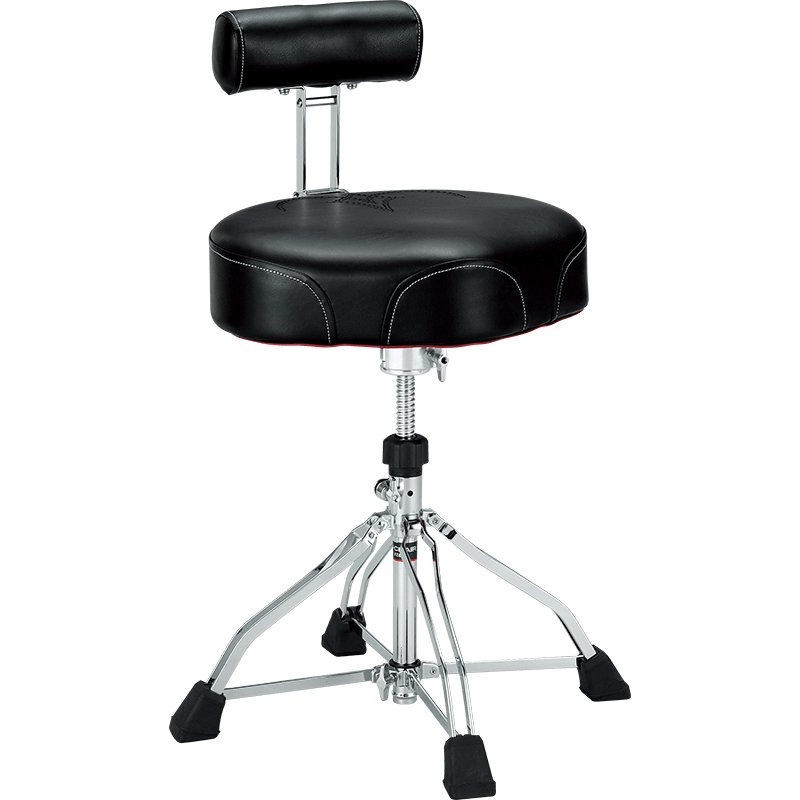 Ergo-Rider Drum Throne with Backrest