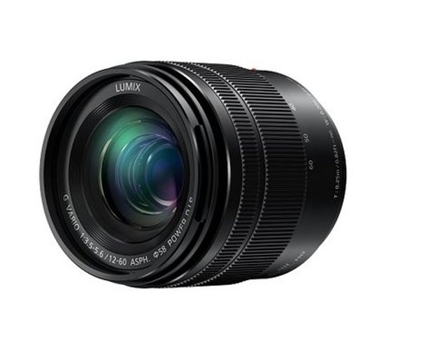 12-60mm Lumix G Vario Lens