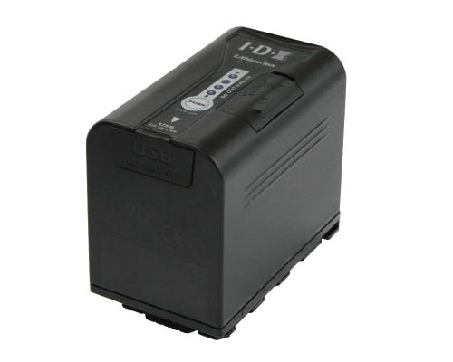 7.2V 6400mAh Li-Ion Battery for Panasonic Camcorders