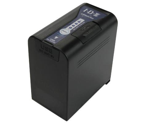 7.2V 9600mAh Li-Ion Battery for Panasonic Camcorders