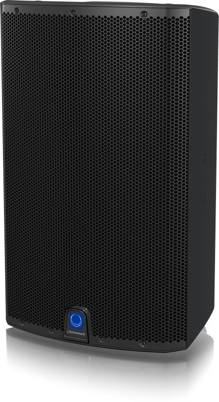 "2500W 15"" 2-Way Powered Loudspeaker with ULTRANET Networking"