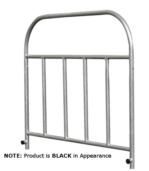 Black Guard Rail
