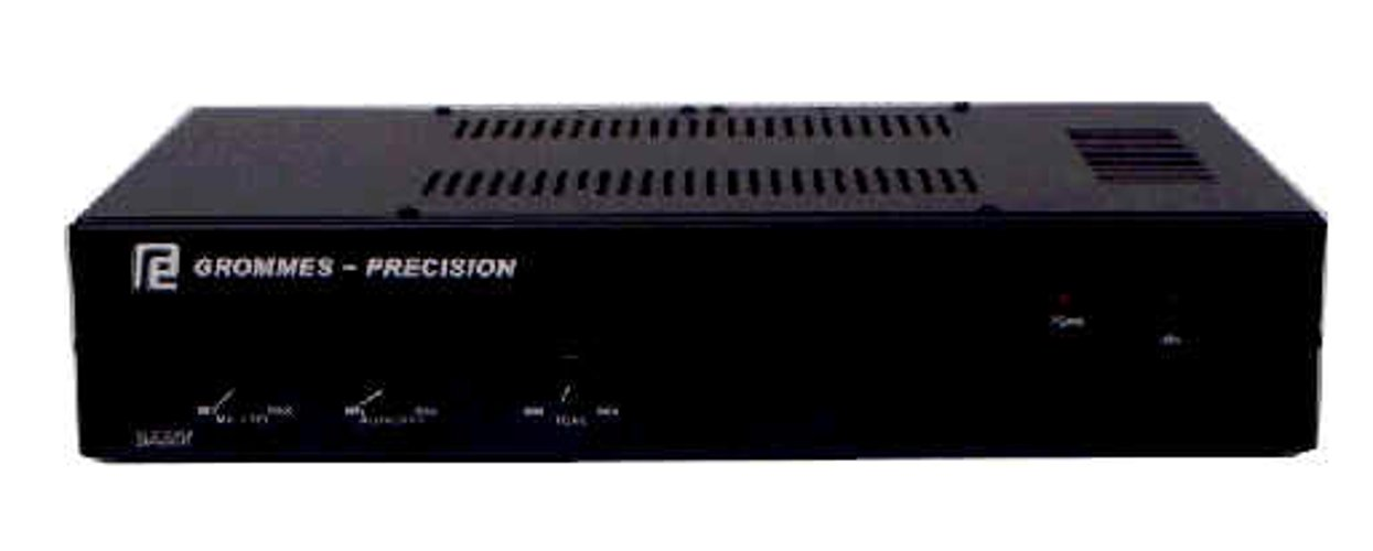 125W BASIX 2-Channel Mixer Amp