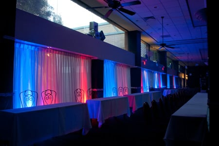 RGB LED Light Bar With Remote Control