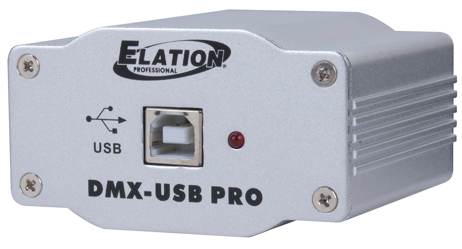 USB to DMX Trigger Interface