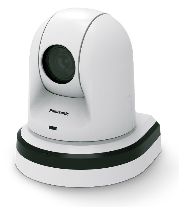 Panasonic AW-HE40SWPJ [RESTOCK ITEM] 30x Zoom HD-SDI PTZ Camera with White Finish AWHE40SWPJ-RST-01