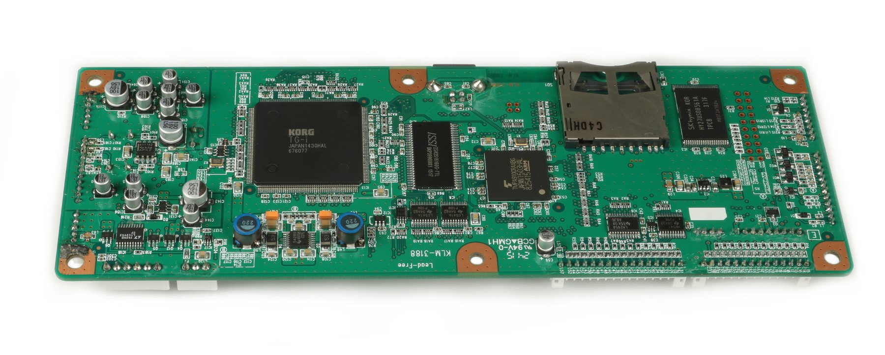 Main PCB Assembly for KLM3188, KROSS61, and KROSS88