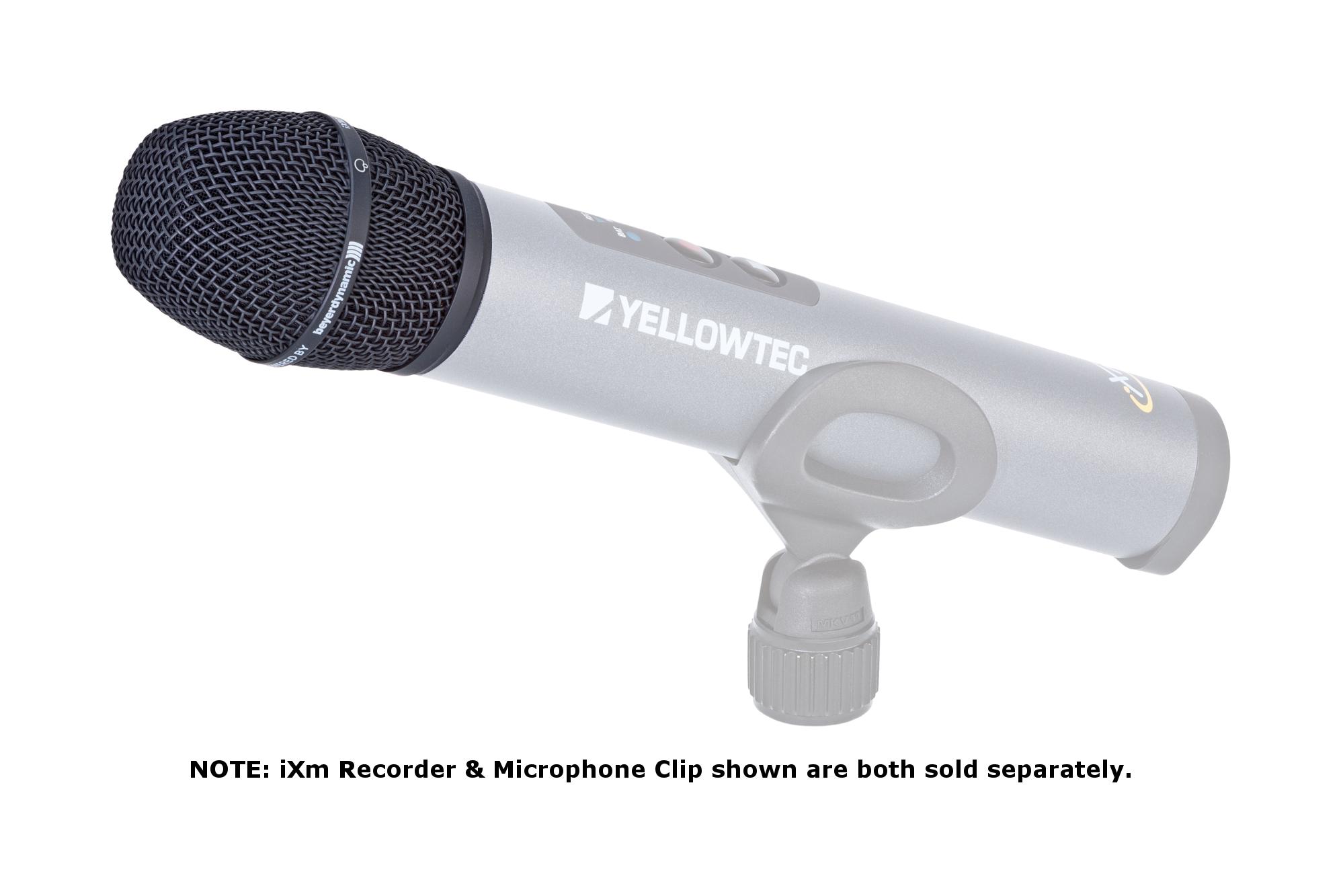 Yellowtec USA YT5031  iXm Premium (Beyerdynamic) Electret Supercardioid Head Capsule YT5031