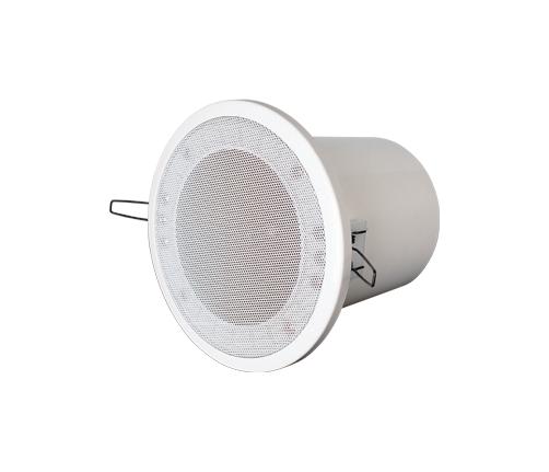 """4"""" Pot Light Speaker 2.5/5/10W at 70V"""