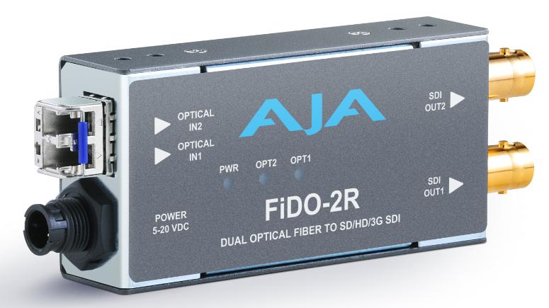 LC Fiber to SDI converter, Multi-Mode SFP
